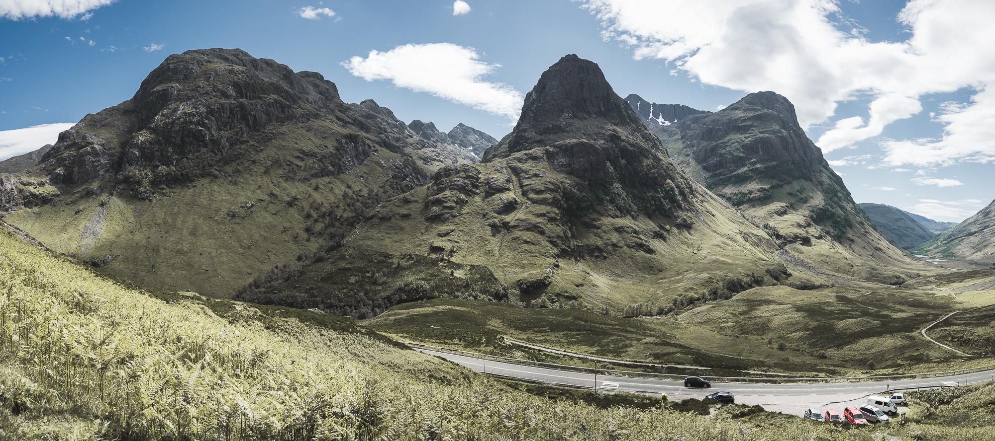 Route vers Skye